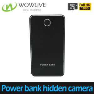 1080P Power Bank DVR Hidden Camera