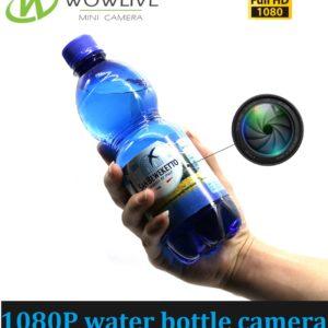 Empty Water Bottle DVR Hidden Camera DVR-1080WB