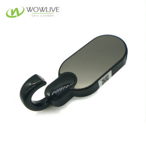 1080P Night Vision Wireless WiFi Cloth Hook Hidden Camera