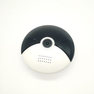 360° Panoramic Ceiling CCTV Security WiFi Camera For Smart Home