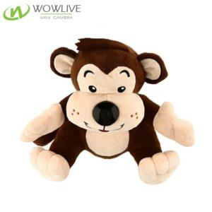 720P Wireless WiFi Monkey Doll Baby Monitor