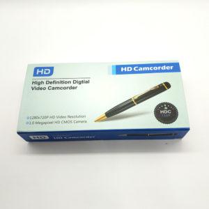 Best Selling High Quality mini Pen Hidden Spy Camera DVR-720PNC
