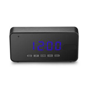 Night Vision Smart Desk Clock Hidden Camera DVR-1080PDC