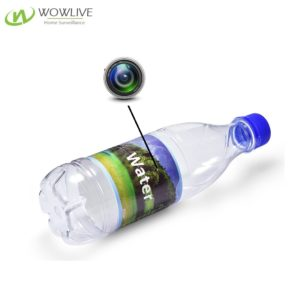Portable Drinking Water Bottle Hidden Camera DVR-1080WWB