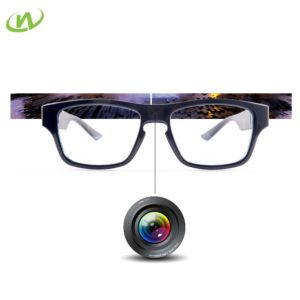 Live Steaming Wireless Hidden Glasses Camera WF-1080GTC